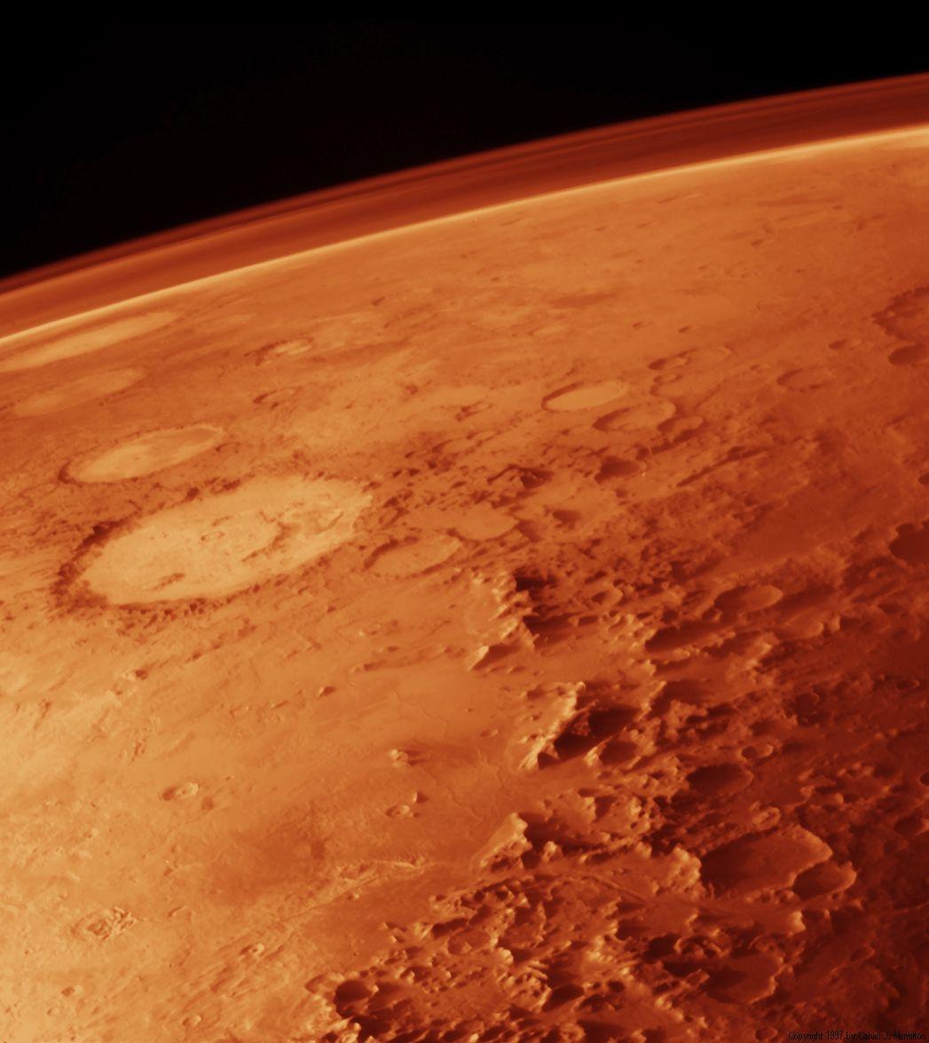Mars | The Refined Geek