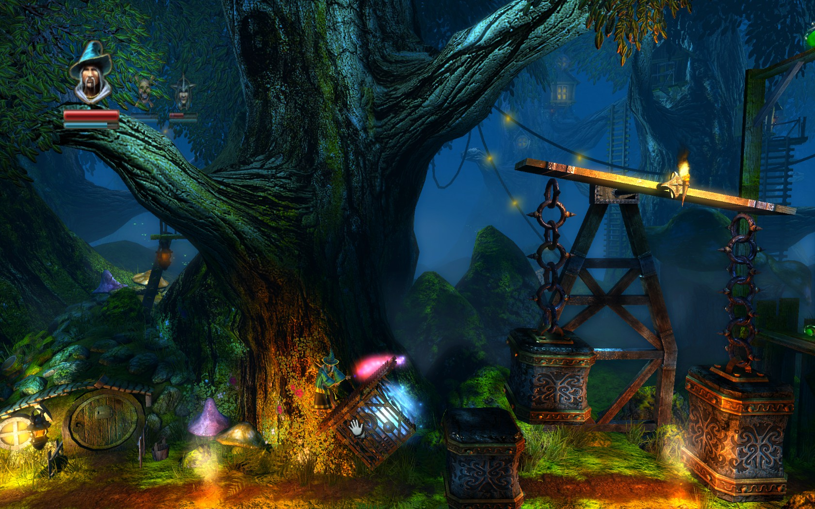 Trine Screenshot Wallpaper (5)