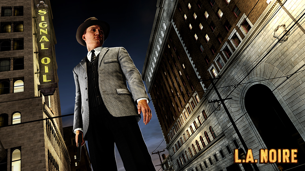 L.A. Noire Review Screenshot Wallpaper (5)