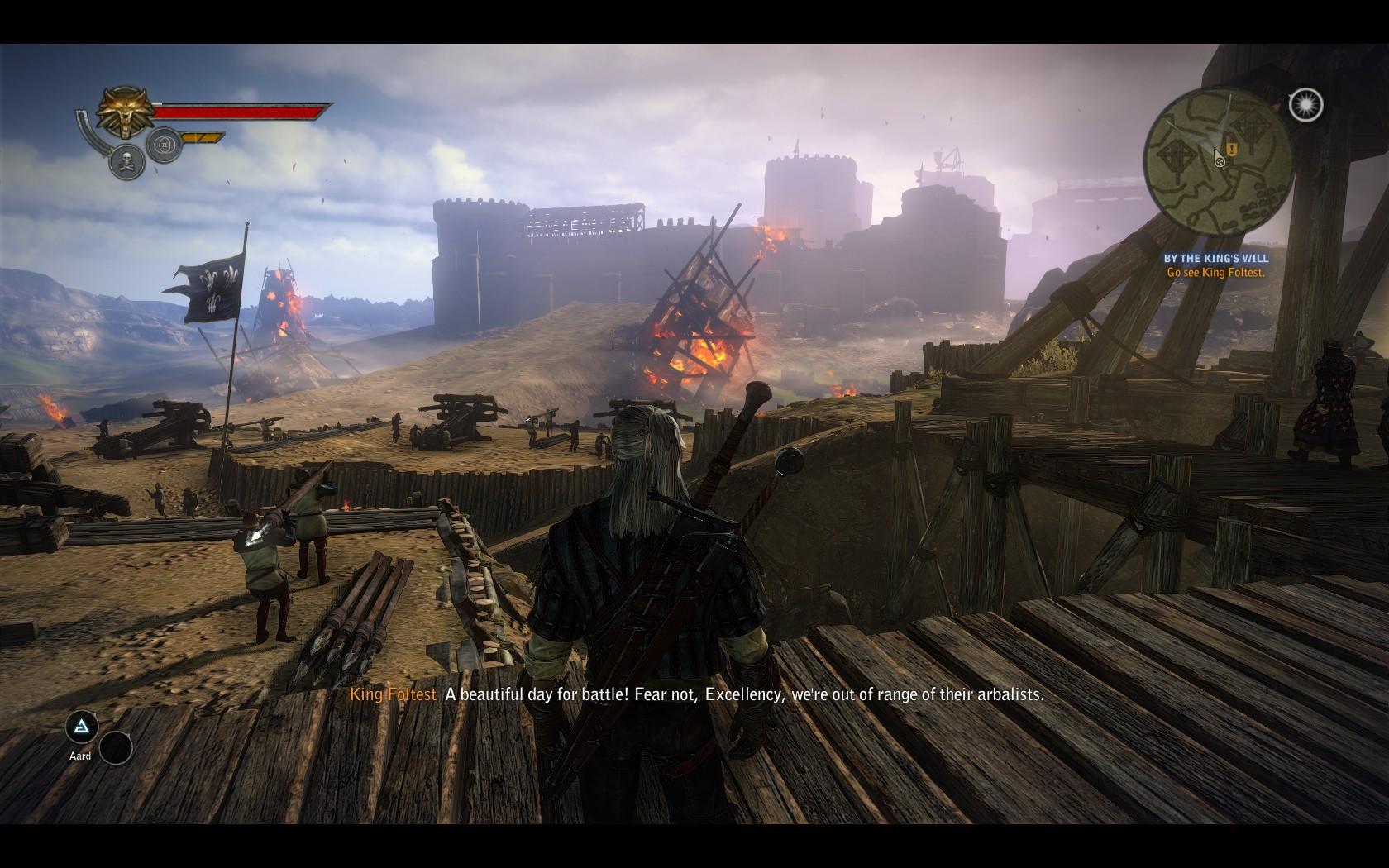 ดาวน์โหลด Geralt of Rivia