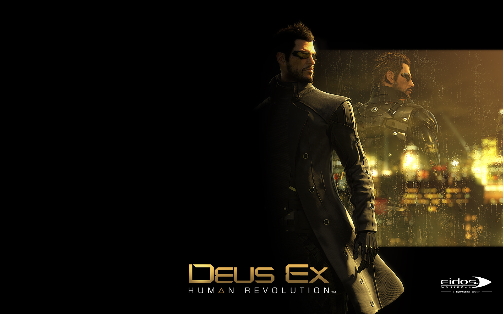deus ex  human revolution is a