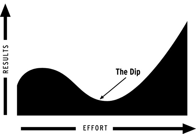 The Dip Results
