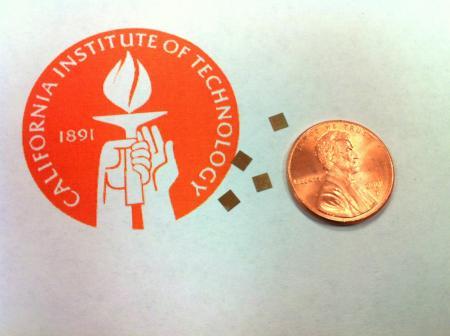 Caltech Terahertz Chip