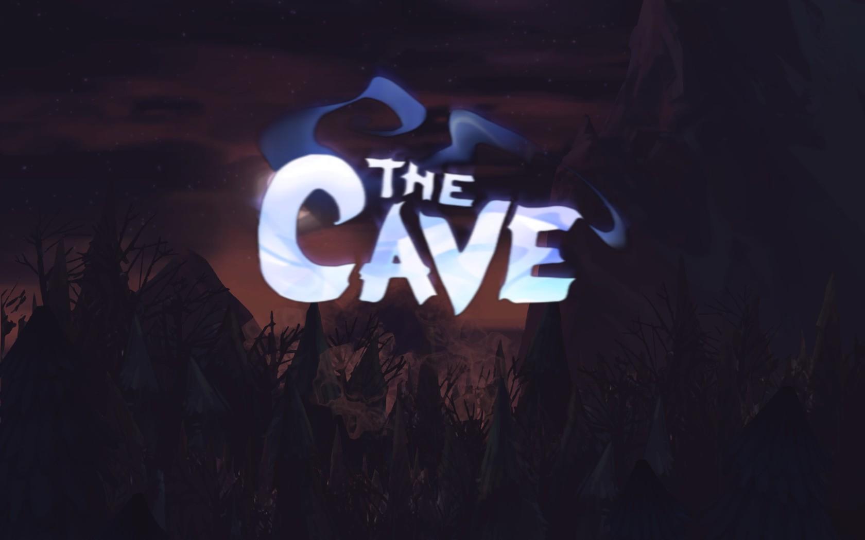 The Cave Screenshot Wallpaper Title Screen