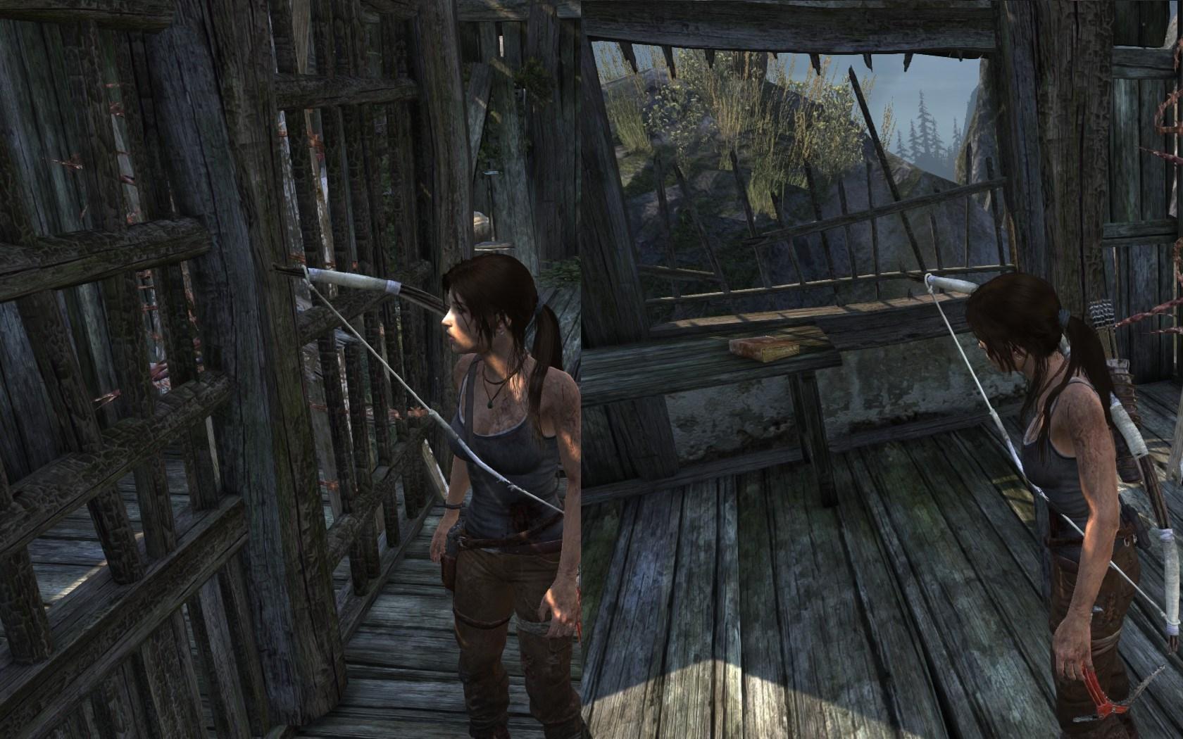 The Refined Geek » Tomb Raider: Lara's Brutal Beginning