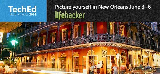 TechEd North America 2013 LifeHacker Australia
