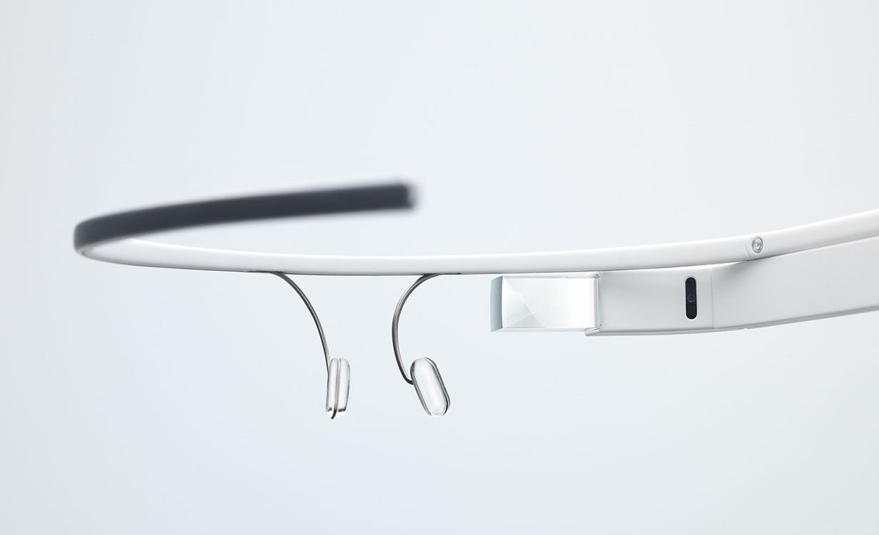 Google Glass Up Close