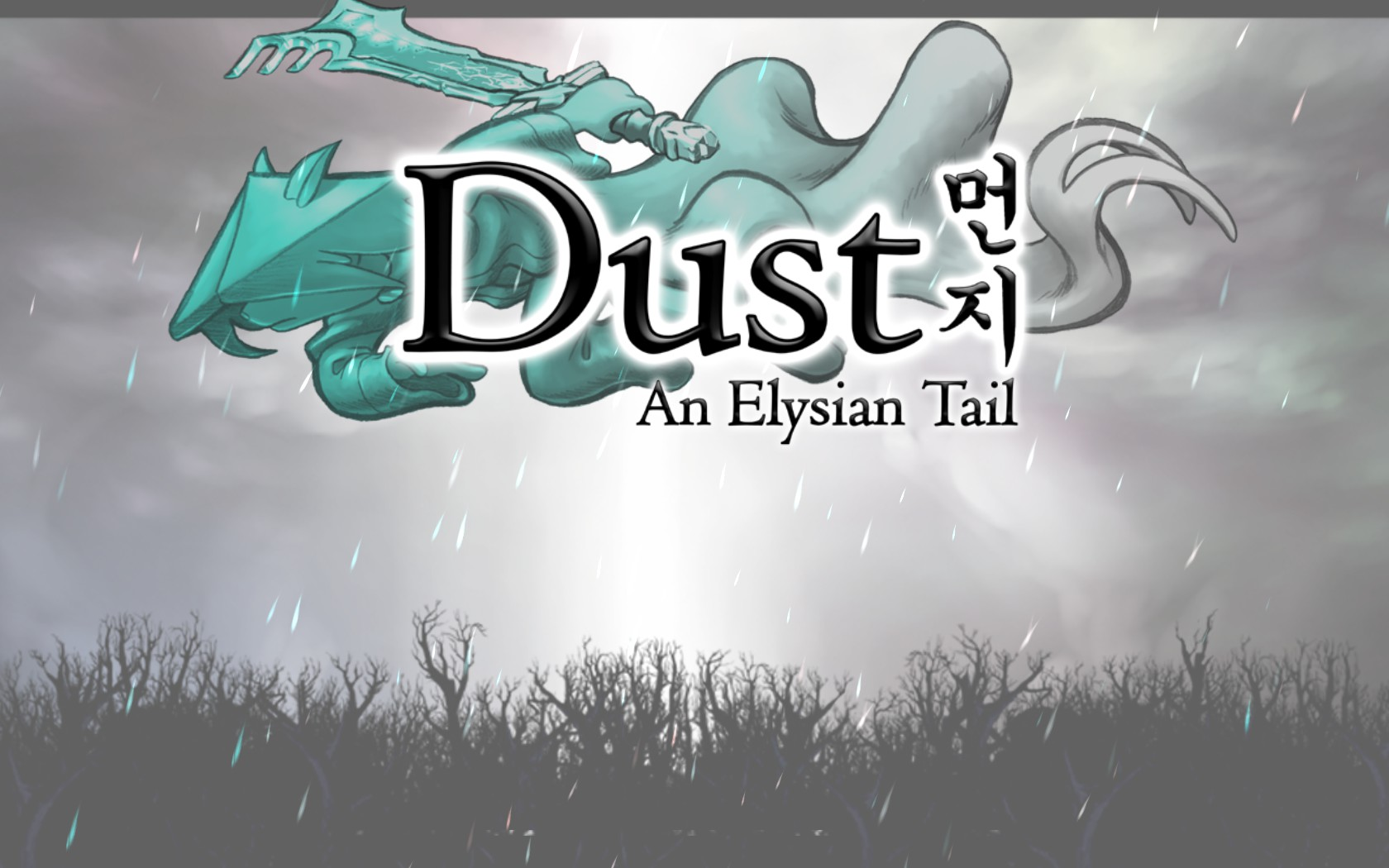 Dust An Elysian Tale Screenshot Wallpaper Title Screen