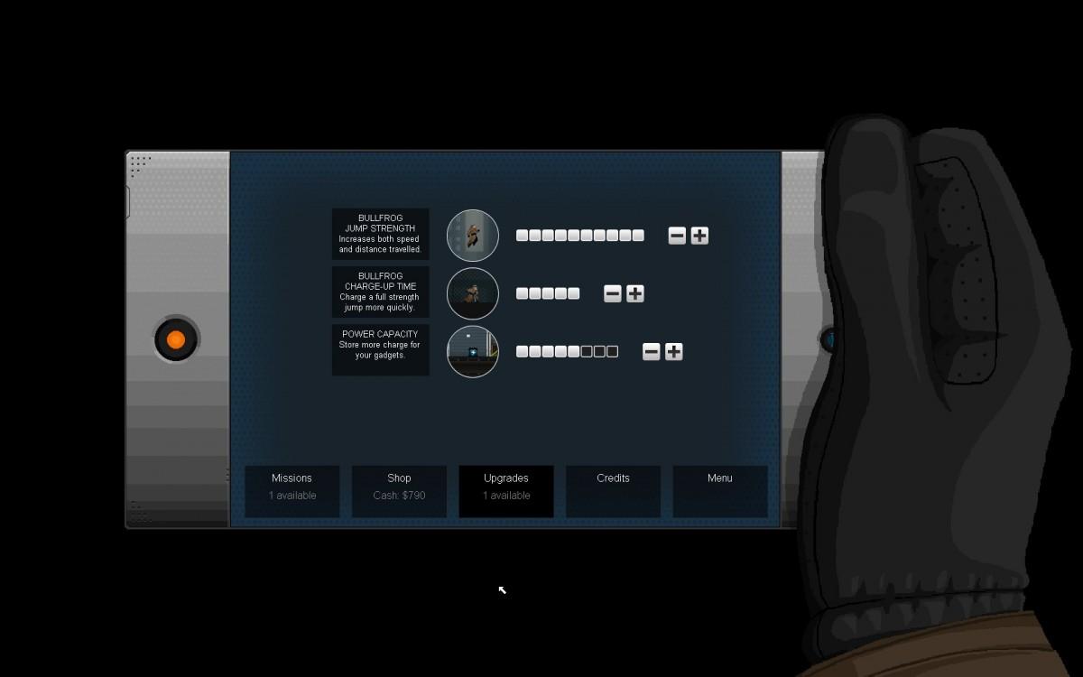 Gunpoint Screenshot Wallpaper Upgrades