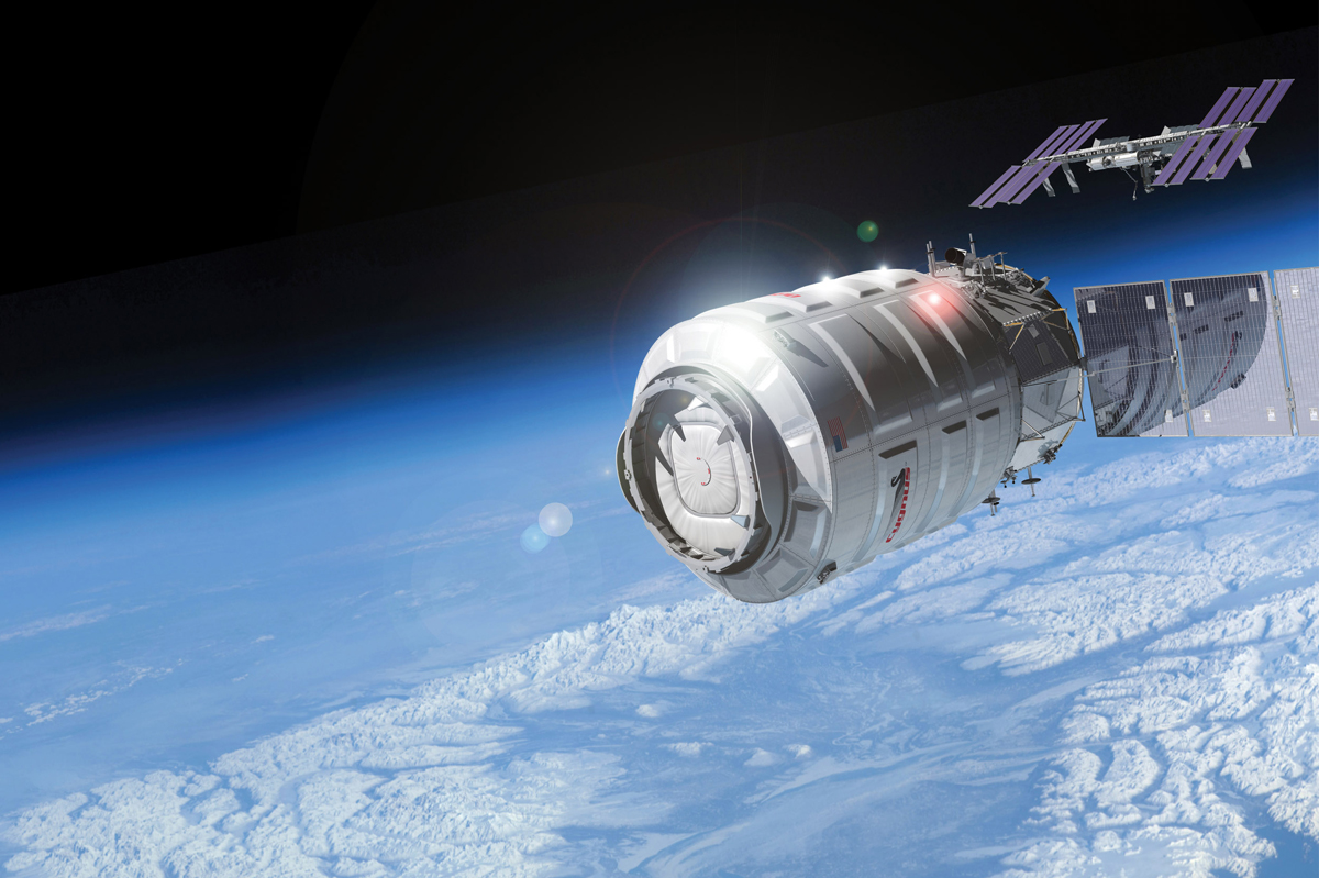 cygnus-cargo-logistics-spacecraft