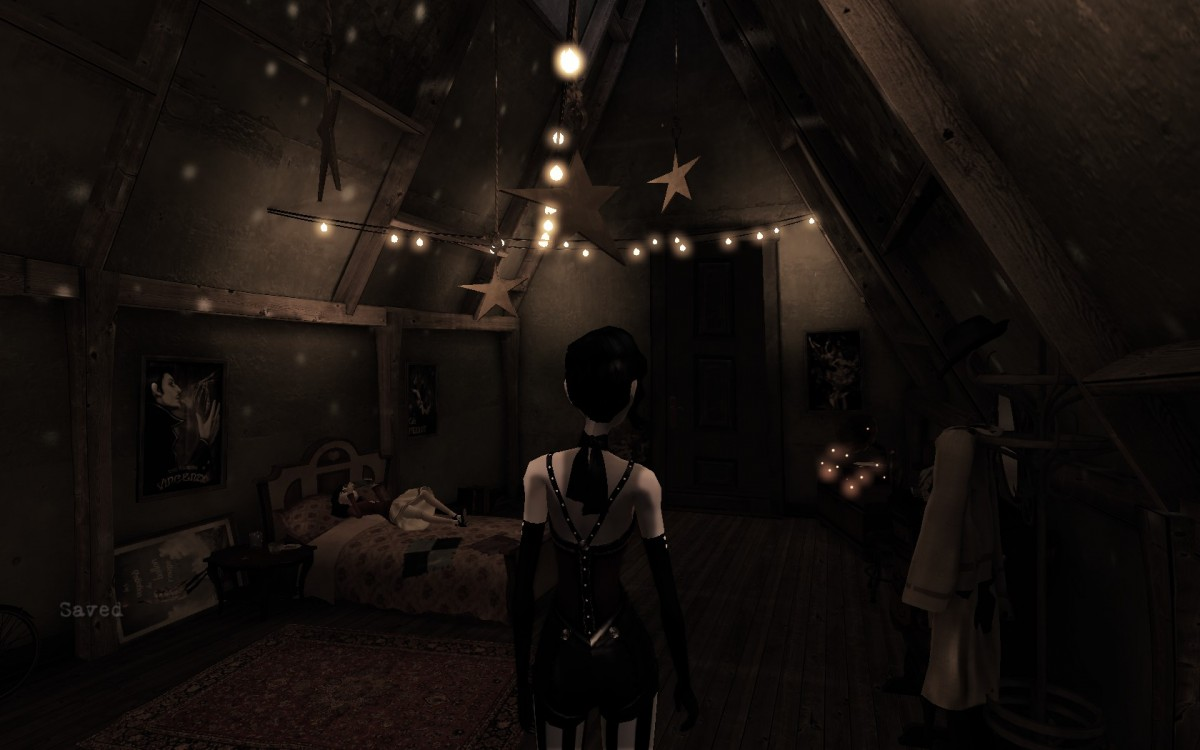 Contrast Review Screenshot Wallpaper Didi's Room