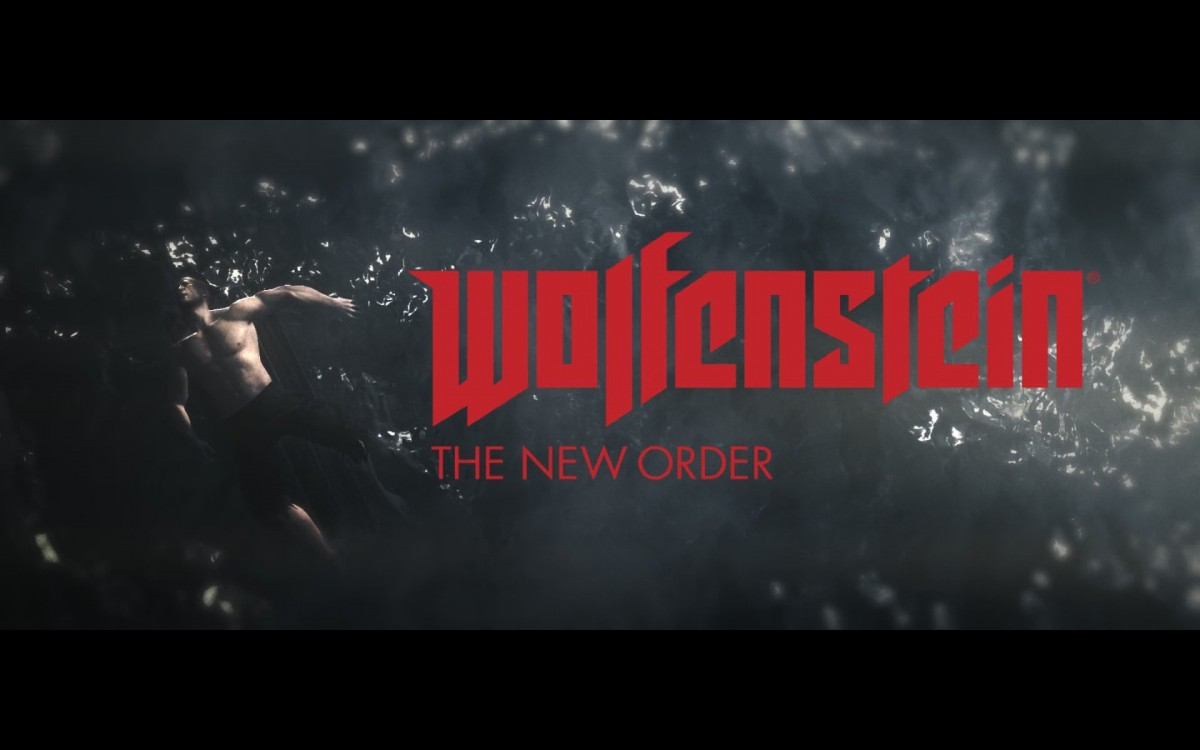 Wolfenstein The New Order Review Screenshot Wallpaper Title Screen