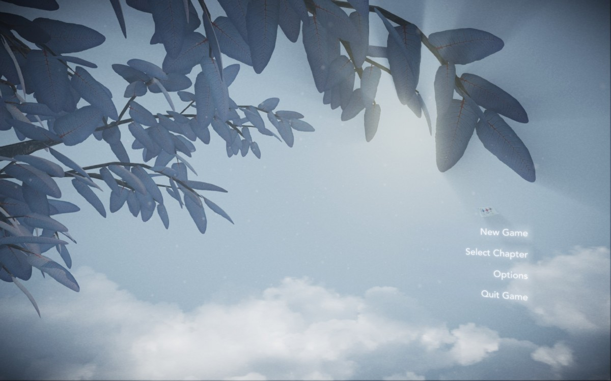 Mind Path to Thalamus Review Screenshot Wallpaper Title Screen