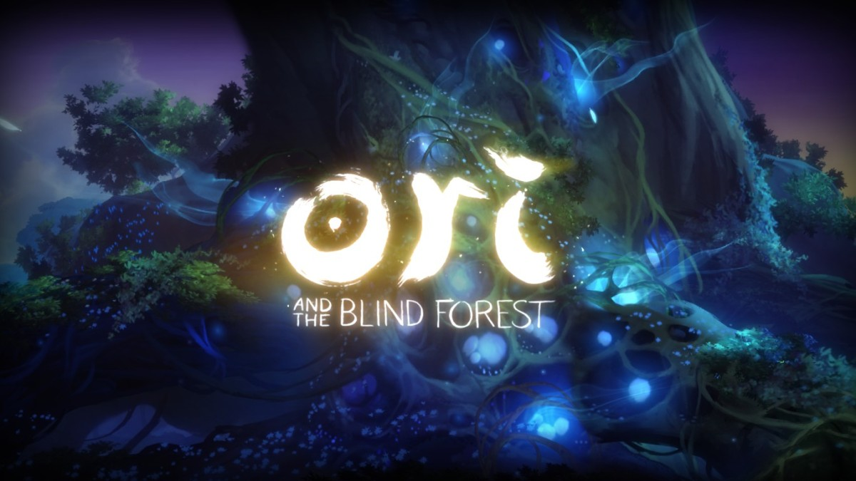 Ori and the Blind Forest Review Screenshot Wallpaper Title Screen