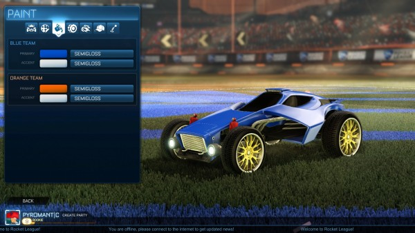 Rocket League Review Screenshot Wallpaper Digital Matchbox racers