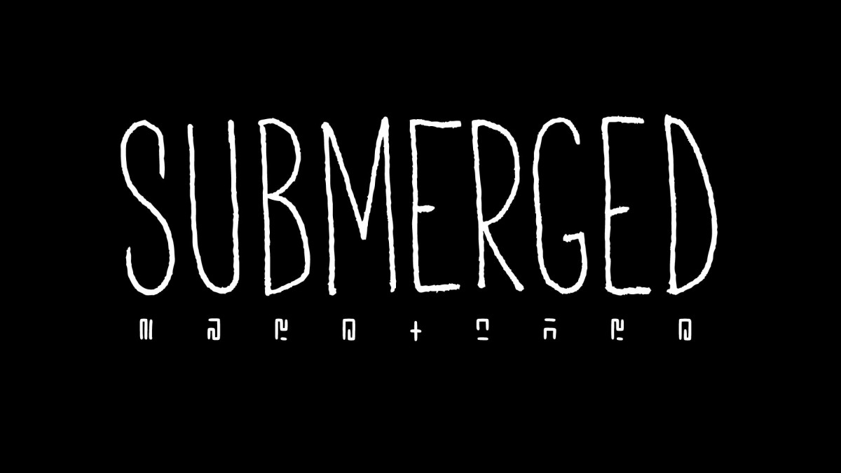 Submerged Review Screenshot Wallpaper Title Screen