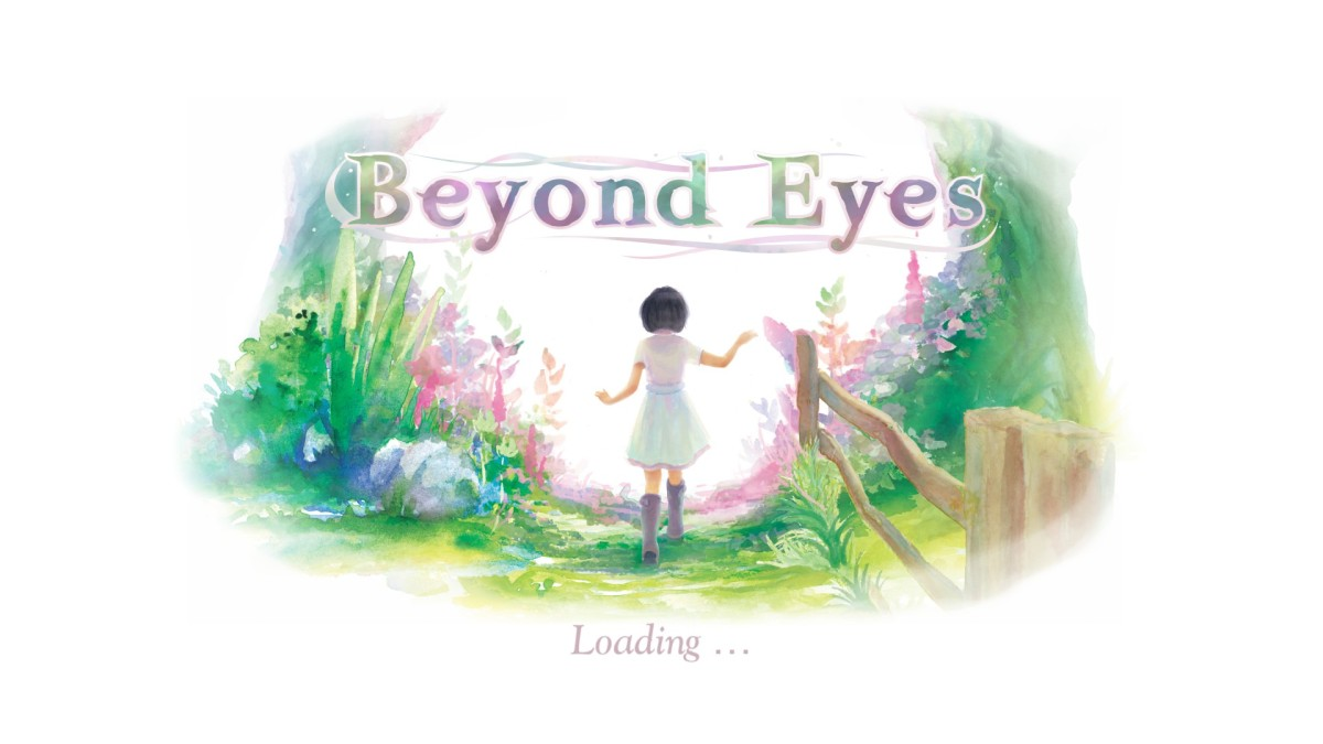 Beyond Eyes Review Screenshot Wallpaper Title Screen