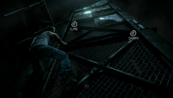 Until Dawn Review Screenshot Wallpaper Quick Time Events