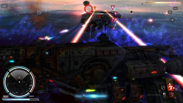 Rebel Galaxy Review Screenshot Wallpaper Combat