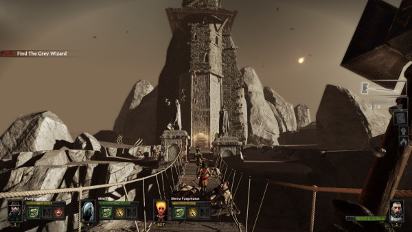 Warhammer Vermintide Review Screenshot Wallpaper To The Tower